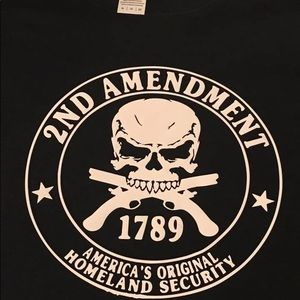 Other - 2nd amendment graphic tee!